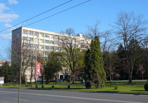 Universitatea de Vest din Timișoara