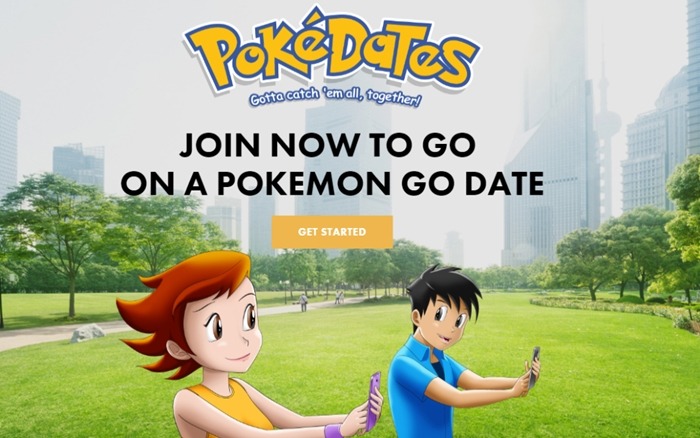 Pokemon Dates