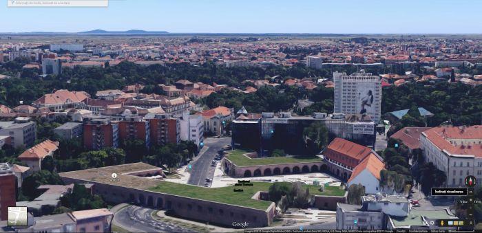 Descopera Timisoara In 3d Plimba Te Si Vezi Frumusetile Orasului