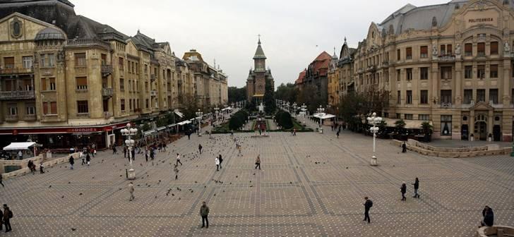 Prima schimbare radicala in Piata Victoriei din Timisoara! Ce se