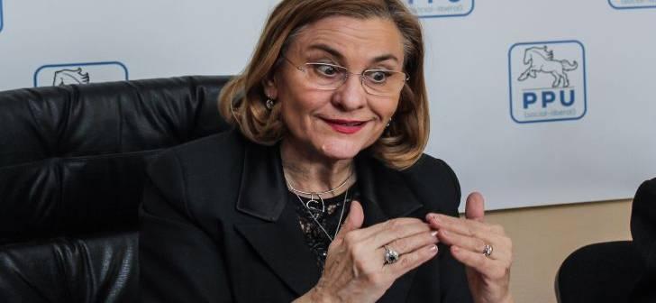 Maria Grapini implicata intr-un accident. Cum a scapat europarlamentarul din Timis