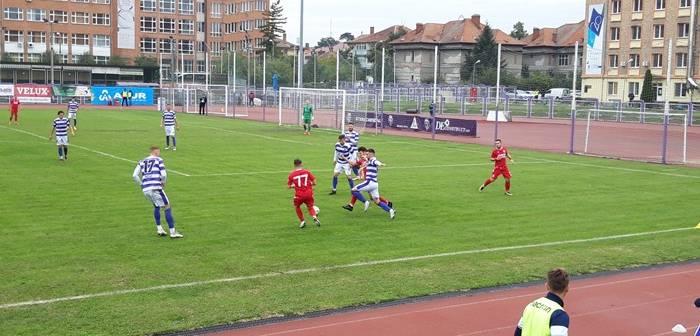 Cu trei puncte se vede play-off-ul. Duel tare pentru Politehnica Timisoara, impotriva bucurestenilor de la Metaloglobus